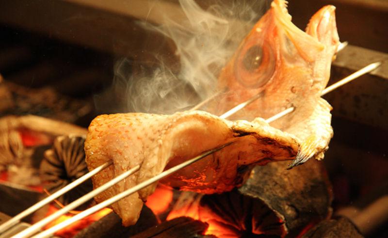 【新潟の白身魚の王様】極旨のどぐろ料理を堪能☆のどぐろ会席