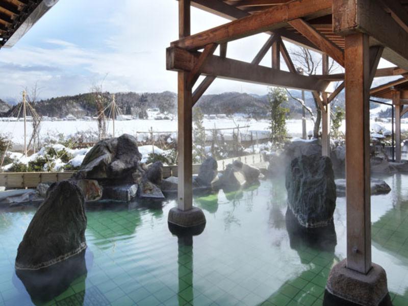 【12/29~1/4限定】 温泉でゆっくり過ごそう☆年末年始特別プラン