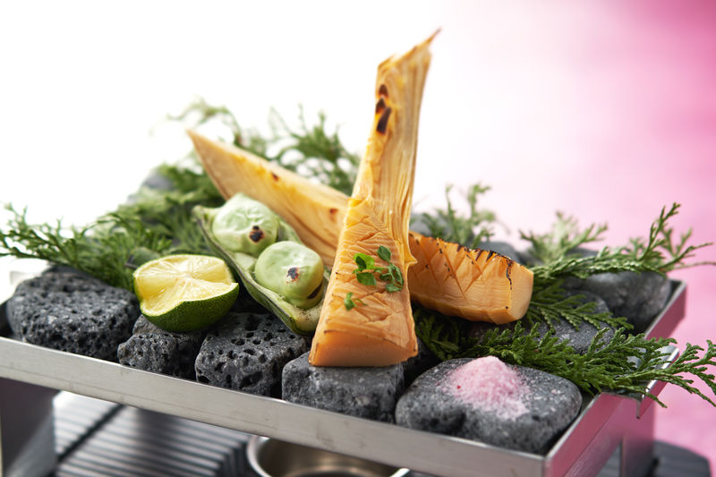 <GoToトラベル割引対象>【5組限定】席前料理と美味しい味覚をちょっとずつ「贅沢ゆとり旅」