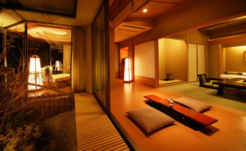 3階檜内風呂付客室タイプ