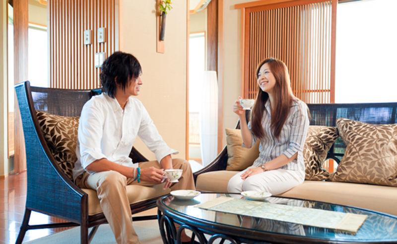 【夫婦旅】スイートルームで過ごす・大人の休日☆レイトアウト&アロママッサージ付