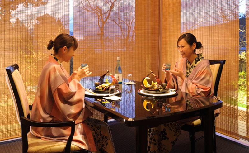 【早割60】新潟ならではの旬の食材を活かした☆贅沢会席【15000円夕食コース付】