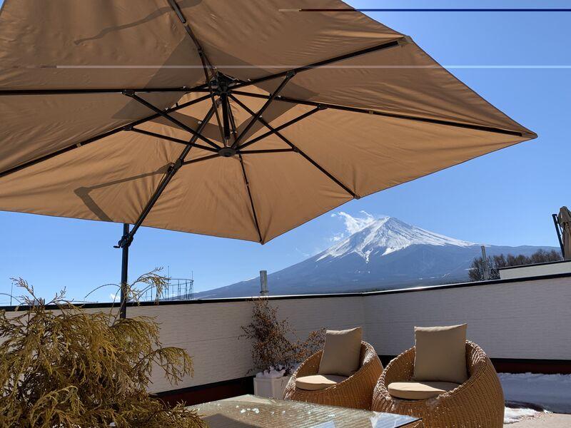 【2020年12月オープン】富士山一望!一棟貸切プライベートステイ♪